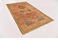 Link to 3' 9 x 6' 2 Shiraz-Gabbeh Persian Rug