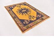 Link to 3' 8 x 5' 3 Shiraz-Gabbeh Persian Rug