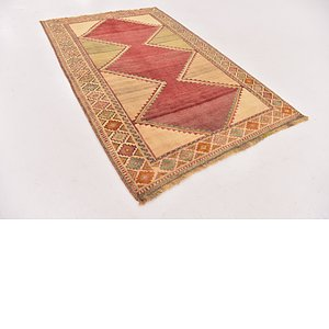Link to 117cm x 175cm Shiraz-Gabbeh Persian ... item page