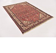 Link to 3' 8 x 5' 2 Hossainabad Persian Rug