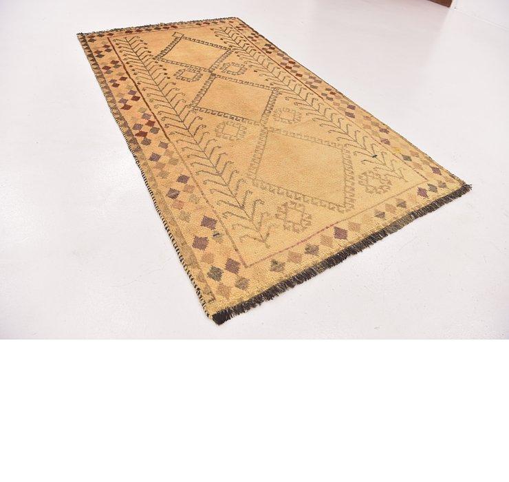 122cm x 220cm Shiraz-Gabbeh Persian Rug