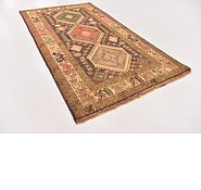 Link to 3' 10 x 7' Shiraz-Gabbeh Persian Rug