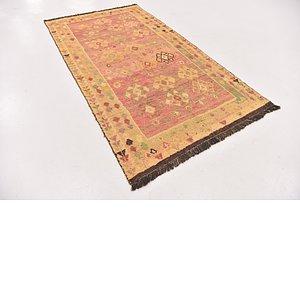Unique Loom 3' 8 x 6' 8 Shiraz-Gabbeh Persian Rug