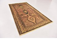 Link to 3' 10 x 7' 2 Shiraz-Gabbeh Persian Rug