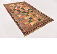 Link to 3' 8 x 5' 10 Shiraz-Gabbeh Persian Rug