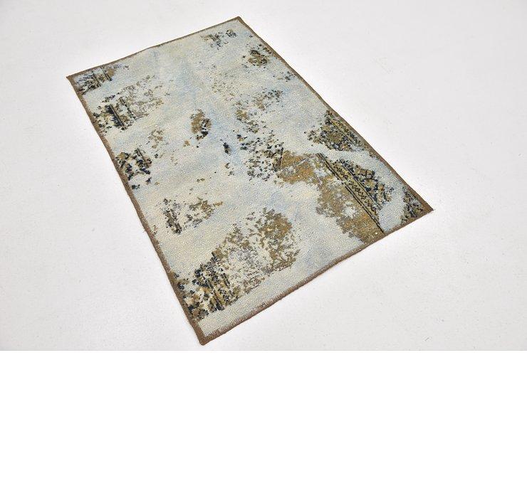2' 9 x 4' 3 Ultra Vintage Persian Rug