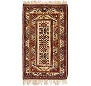 Link to 3' 6 x 6' 2 Anatolian Oriental Rug