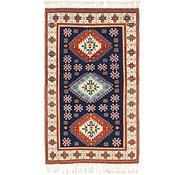 Link to 3' 5 x 6' Kars Oriental Rug