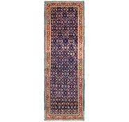 Link to 112cm x 340cm Farahan Persian Runner Rug