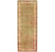 Link to 3' 8 x 9' 8 Farahan Persian Runner Rug