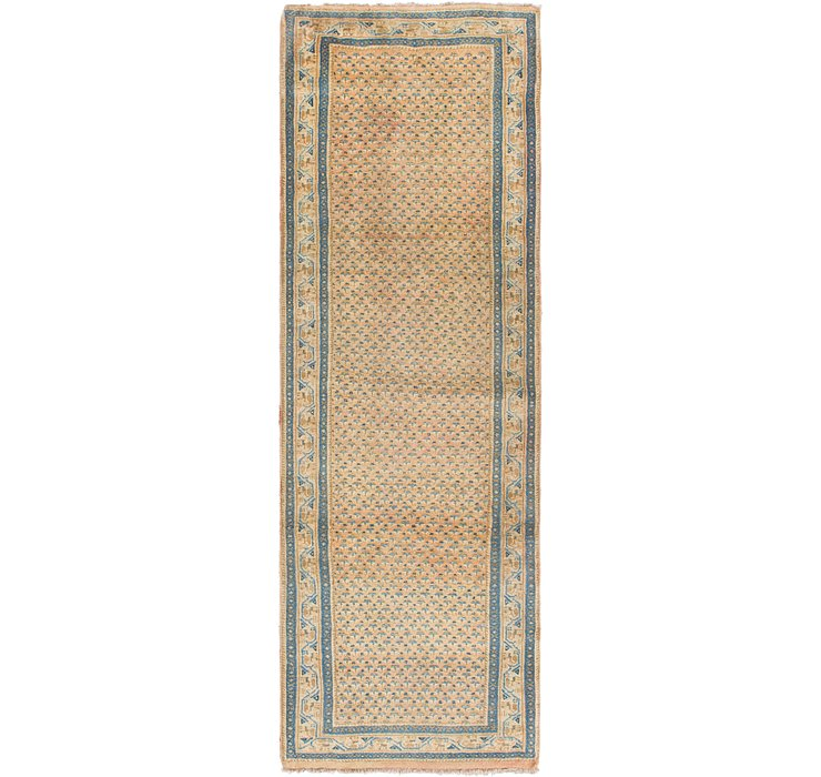 3' x 10' Botemir Persian Runner ...
