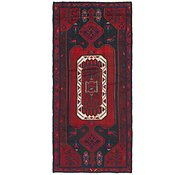 Link to 4' x 9' Zanjan Persian Runner Rug