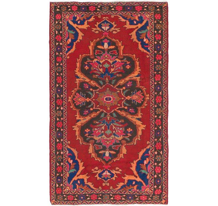 4' x 7' 3 Ferdos Persian Rug
