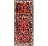 Link to 3' 4 x 8' Hamedan Persian Runner Rug
