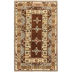 6' 8 x 11' Kars Oriental Rug