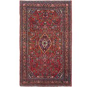 Link to 5' 10 x 9' 7 Hamedan Persian Rug