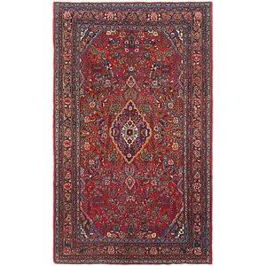 Link to 5' 10 x 9' 7 Hamedan Persian Rug item page