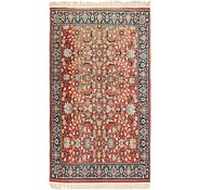 Link to 5' 9 x 9' 8 Kashan Persian Rug