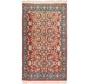 Link to 5' 9 x 9' 8 Kashan Persian Rug