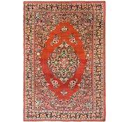 Link to 213cm x 320cm Sarough Persian Rug