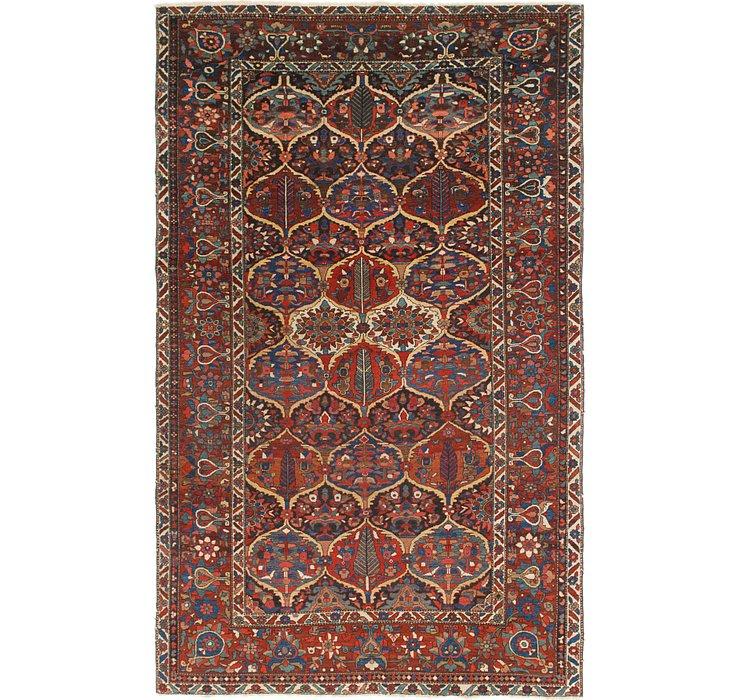 198cm x 325cm Bakhtiar Persian Rug