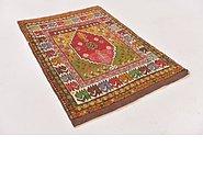 Link to 2' 6 x 3' 7 Anatolian Oriental Rug