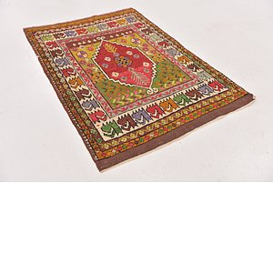 Link to 75cm x 110cm Anatolian Oriental Rug item page