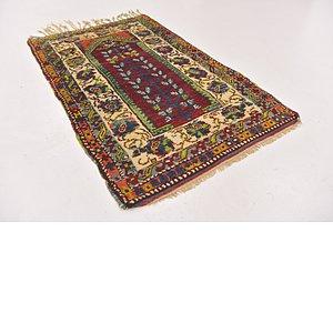 Link to 90cm x 132cm Anatolian Oriental Rug item page