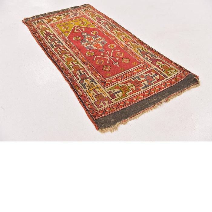 2' 7 x 5' 2 Anatolian Oriental Rug