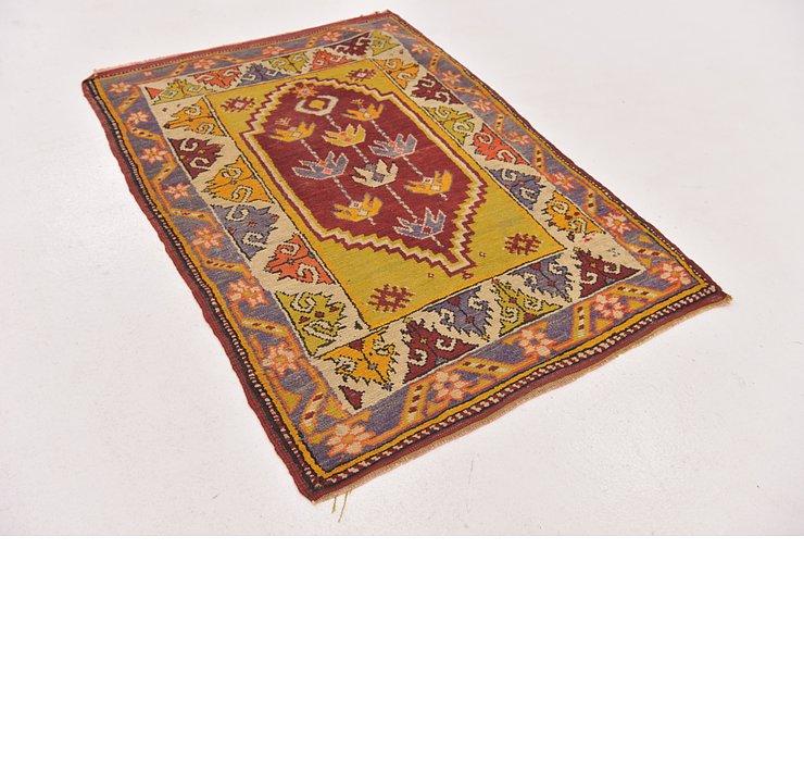 2' 10 x 4' Anatolian Oriental Rug