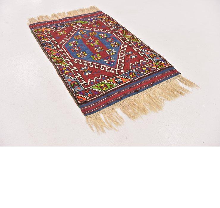 2' 8 x 4' Anatolian Rug