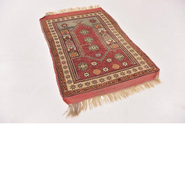 2' 9 x 4' 3 Anatolian Rug