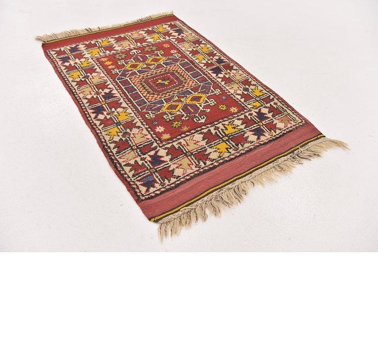 2' 7 x 3' 9 Anatolian Rug