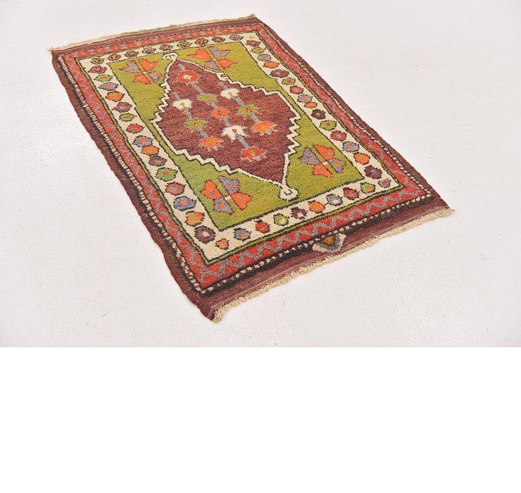 2' 6 x 3' 7 Anatolian Rug