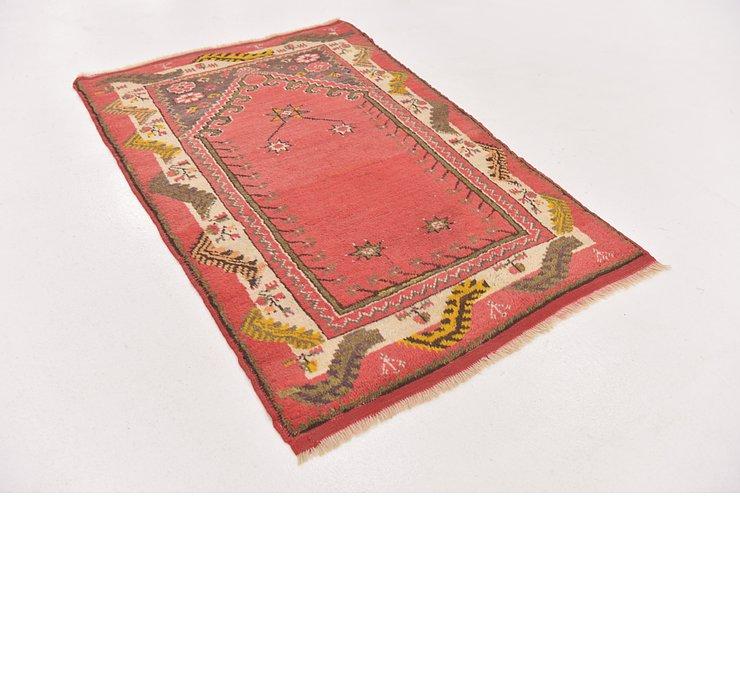 3' x 4' 7 Anatolian Rug