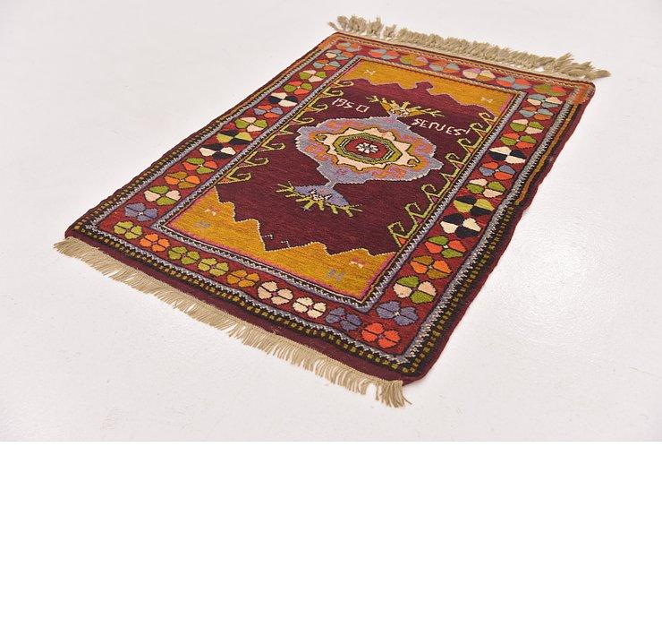 80cm x 117cm Anatolian Oriental Rug