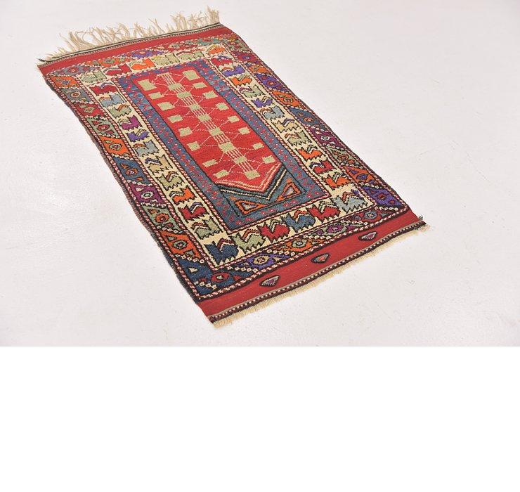 2' 5 x 4' 4 Anatolian Rug