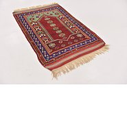 Link to 3' 2 x 5' Anatolian Oriental Rug