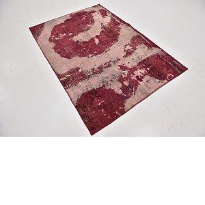 4' 3 x 6' Ultra Vintage Persian Rug