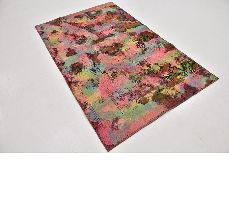 4' x 6' 5 Ultra Vintage Persian Rug