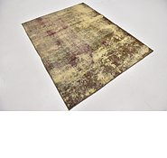 Link to 145cm x 188cm Ultra Vintage Persian Rug