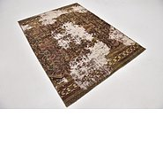 Link to 147cm x 198cm Ultra Vintage Persian Rug