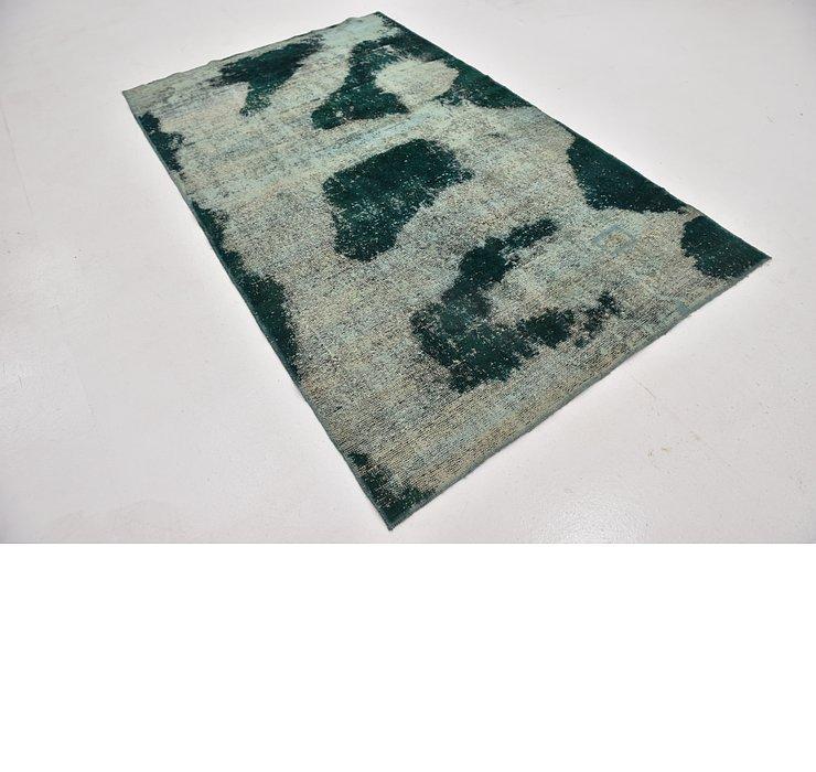 4' 8 x 7' 7 Ultra Vintage Persian Rug