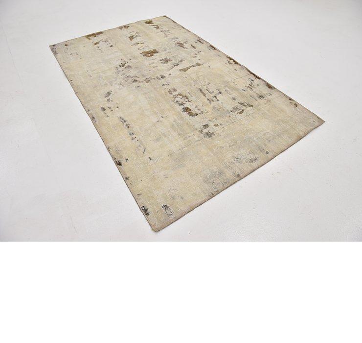 4' 10 x 7' 9 Ultra Vintage Persian Rug