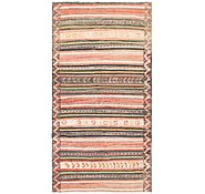 Link to 4' 2 x 8' 3 Kilim Fars Runner Rug