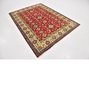 Unique Loom 5' 7 x 7' 8 Kazak Rug