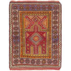 Unique Loom 3' 10 x 5' 2 Anatolian Rug