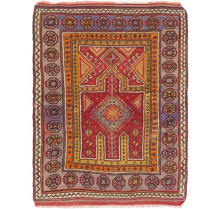 3' 10 x 5' 2 Anatolian Rug