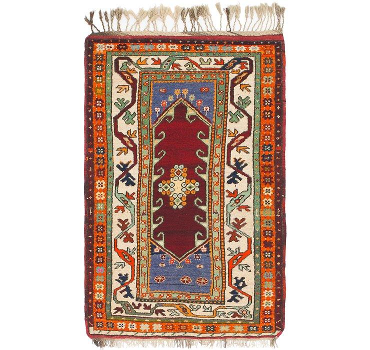 3' 7 x 5' 8 Anatolian Rug