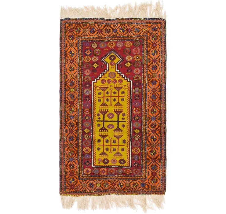 3' 9 x 6' 6 Anatolian Rug